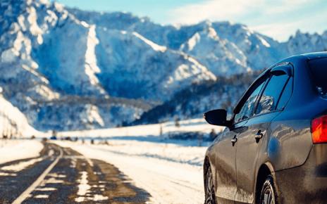 Cómo conducir en la nieve con seguridad