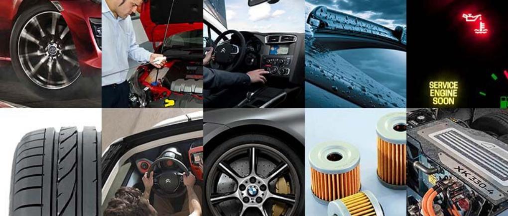 Ahorre dinero en mantenimiento de automóviles