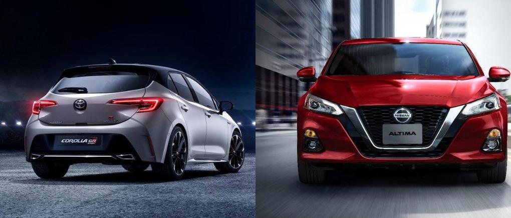 Cuál es el mejor auto Toyota o Nissan