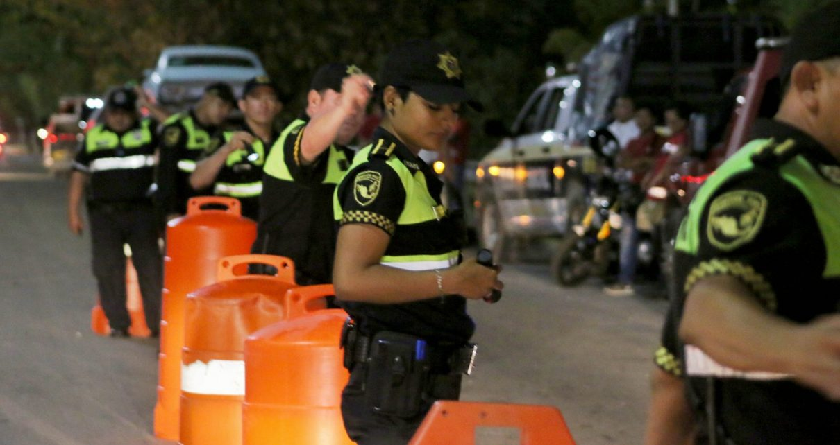 Alcoholímetro en México