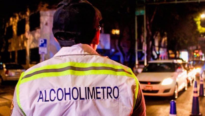 Alcoholímetro en México CDMX