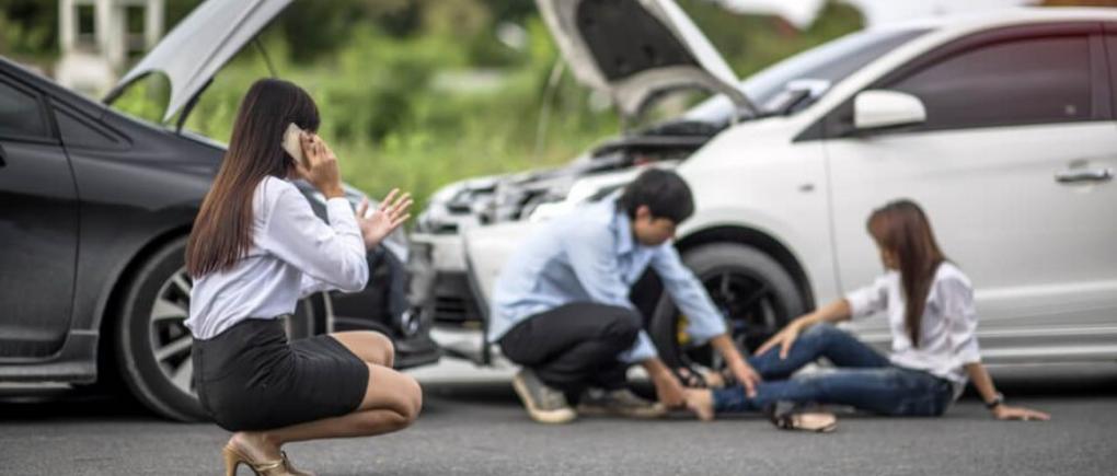Cuál es la causa de los accidentes en autos.