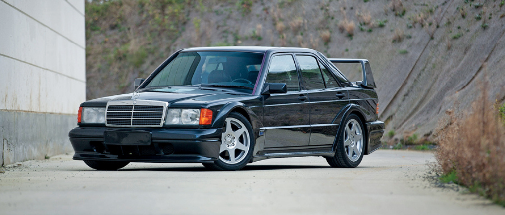 Top 4 autos deportivos clásicos en Europa
