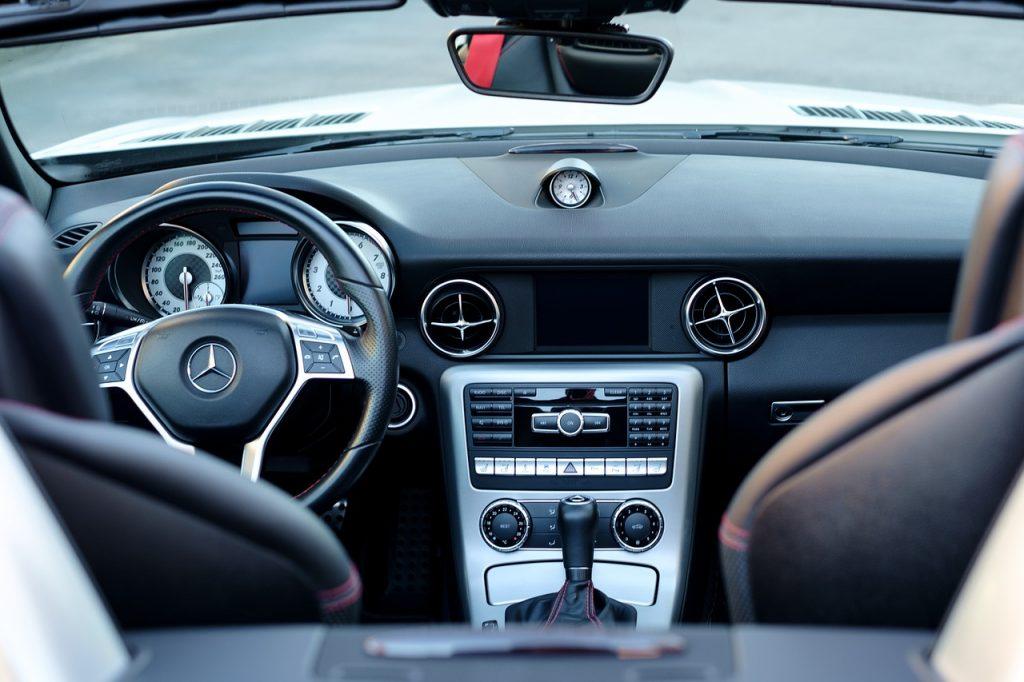 Comprar automóvil nuevo